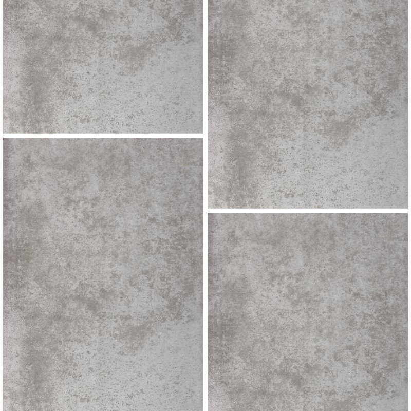 Unique 1530m2 Stone Effect Grey Ceramic Bathroom Wall Tile Deal Inc Stunning