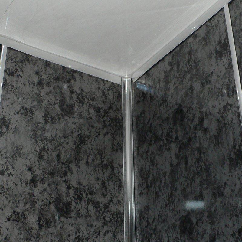 8mm Internal Corner Bathroom Cladding Direct