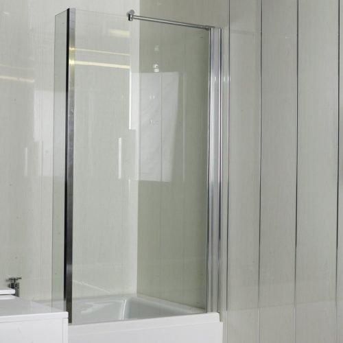 White Wood Bathroom Cladding Direct