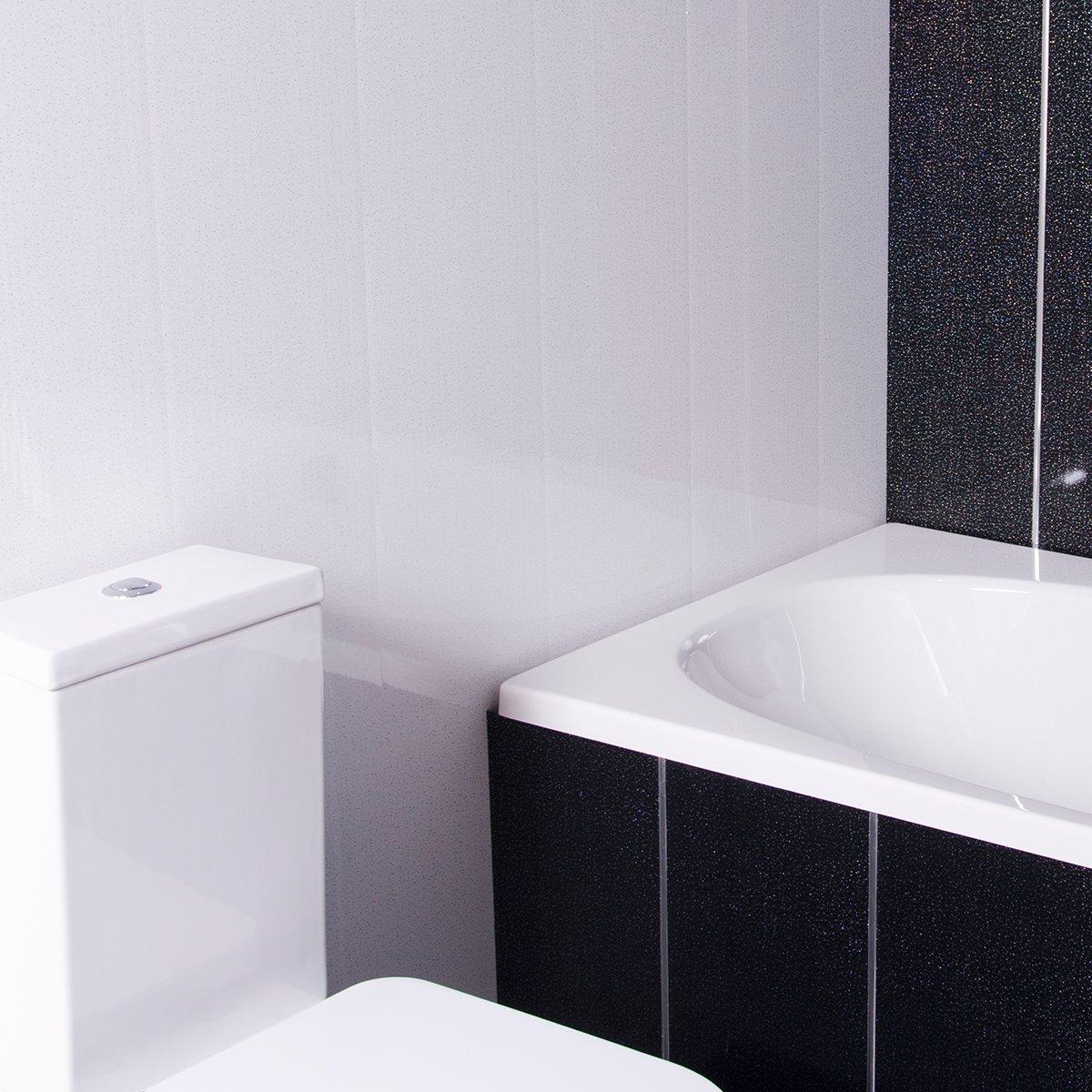 White Galaxy Bathroom Cladding Direct