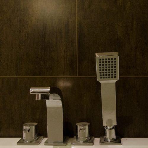 Balmoral Brown Luxury Bathroom Cladding