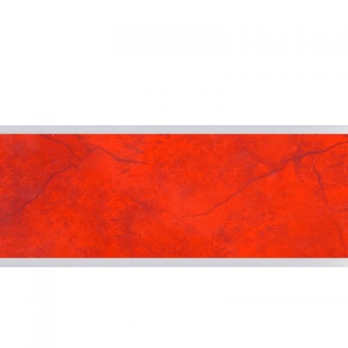 Red Marble Border Cladding