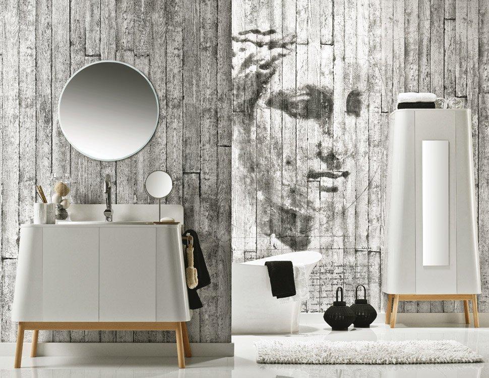 Concrete Art Bathroom Cladding Direct