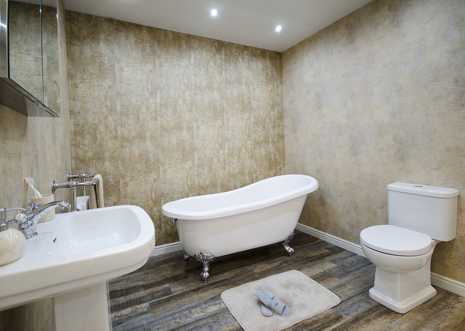 Colosseo Marble - Bathroom Cladding Direct