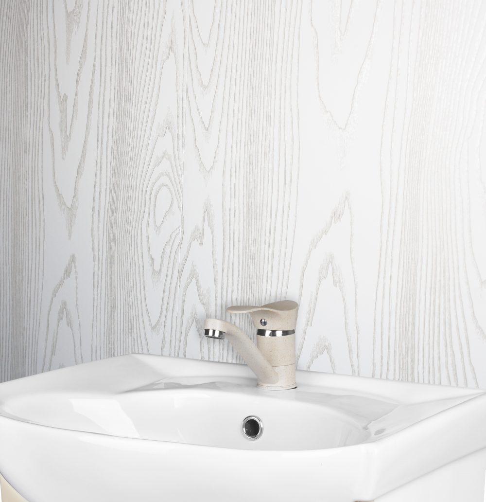 Silver Ash - Bathroom Cladding Direct