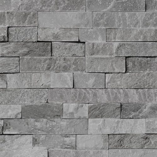 Grey Split Stone Bathroom Cladding Direct