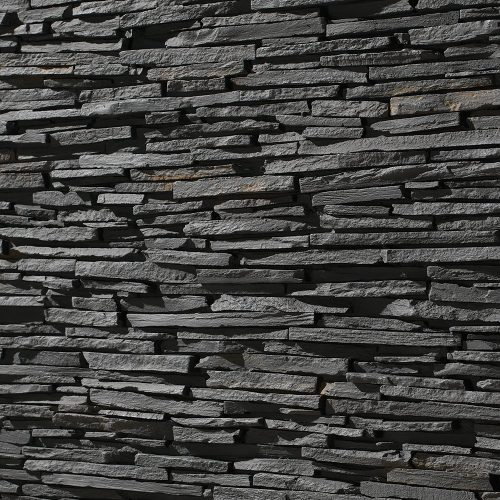 grey slate tile wallpaper