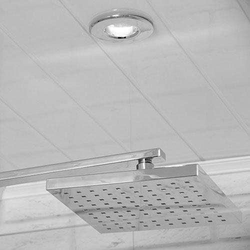 Ceiling cladding bathroom