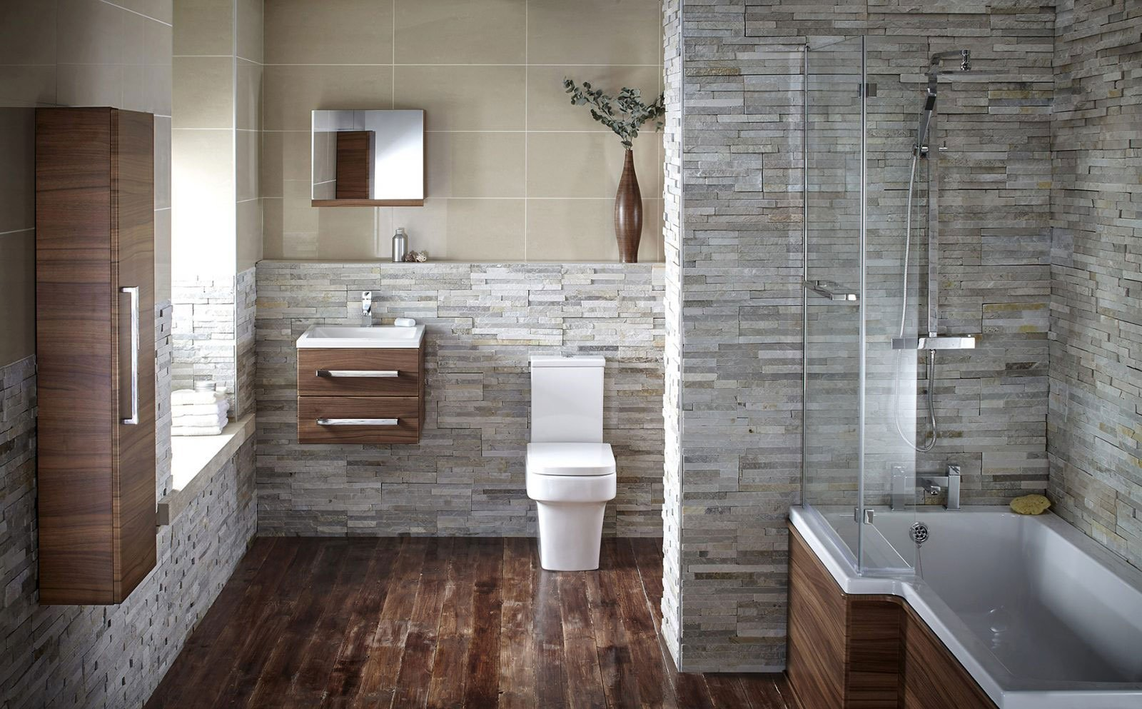 THE FULL BATHROOM SOLUTION