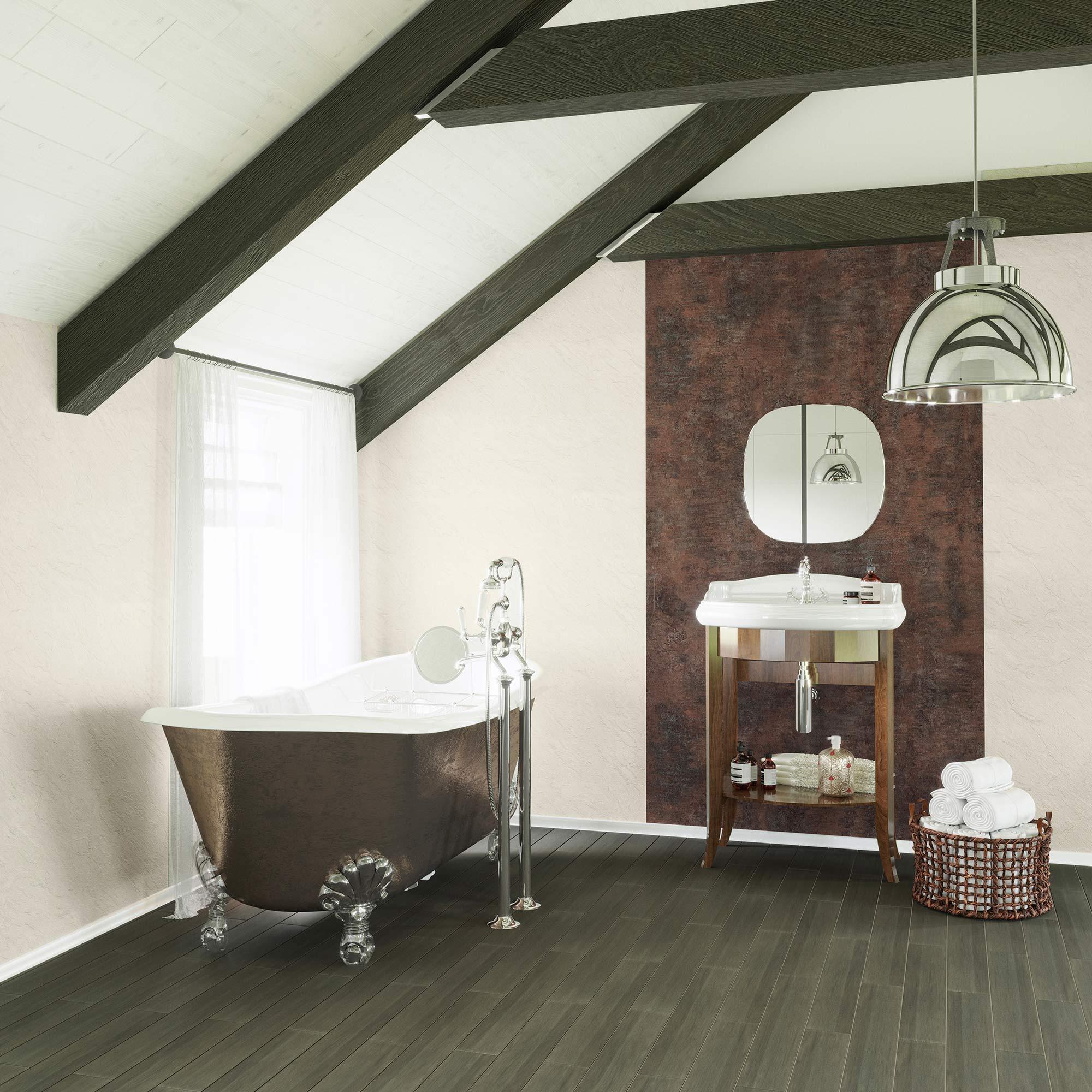 Corten Elements Bathroom Cladding Direct