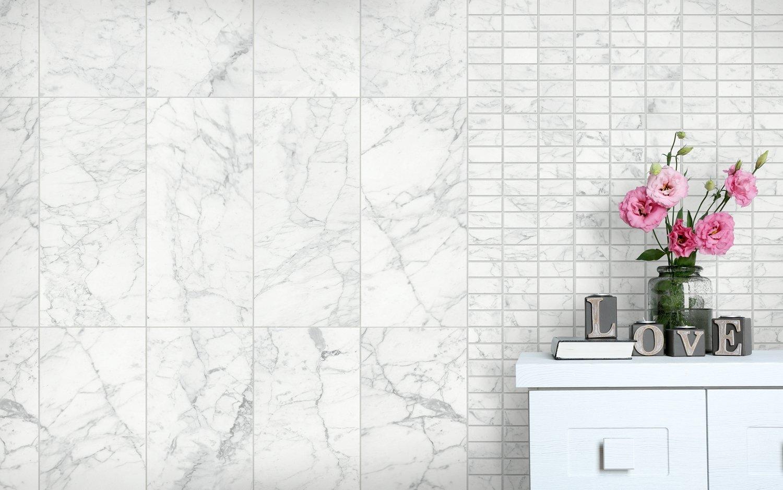 Carrara Tiles Decor Vilo Cladding