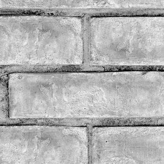 Grey Brick Bathroom Cladding